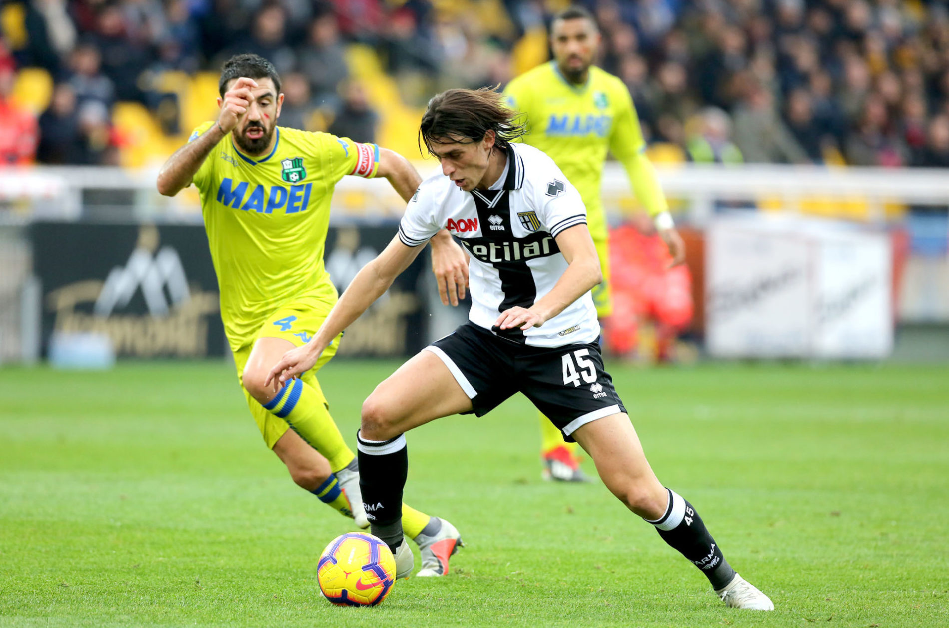 Inglese A Napoli Fuori Luogo A Parma Sto Bene Ma Forza Parma