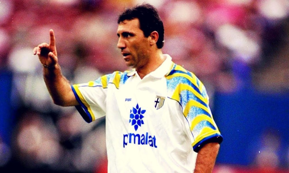 """Stoichkov e Parma: """"Un anno che non dimenticherò mai"""" - Forza Parma"""