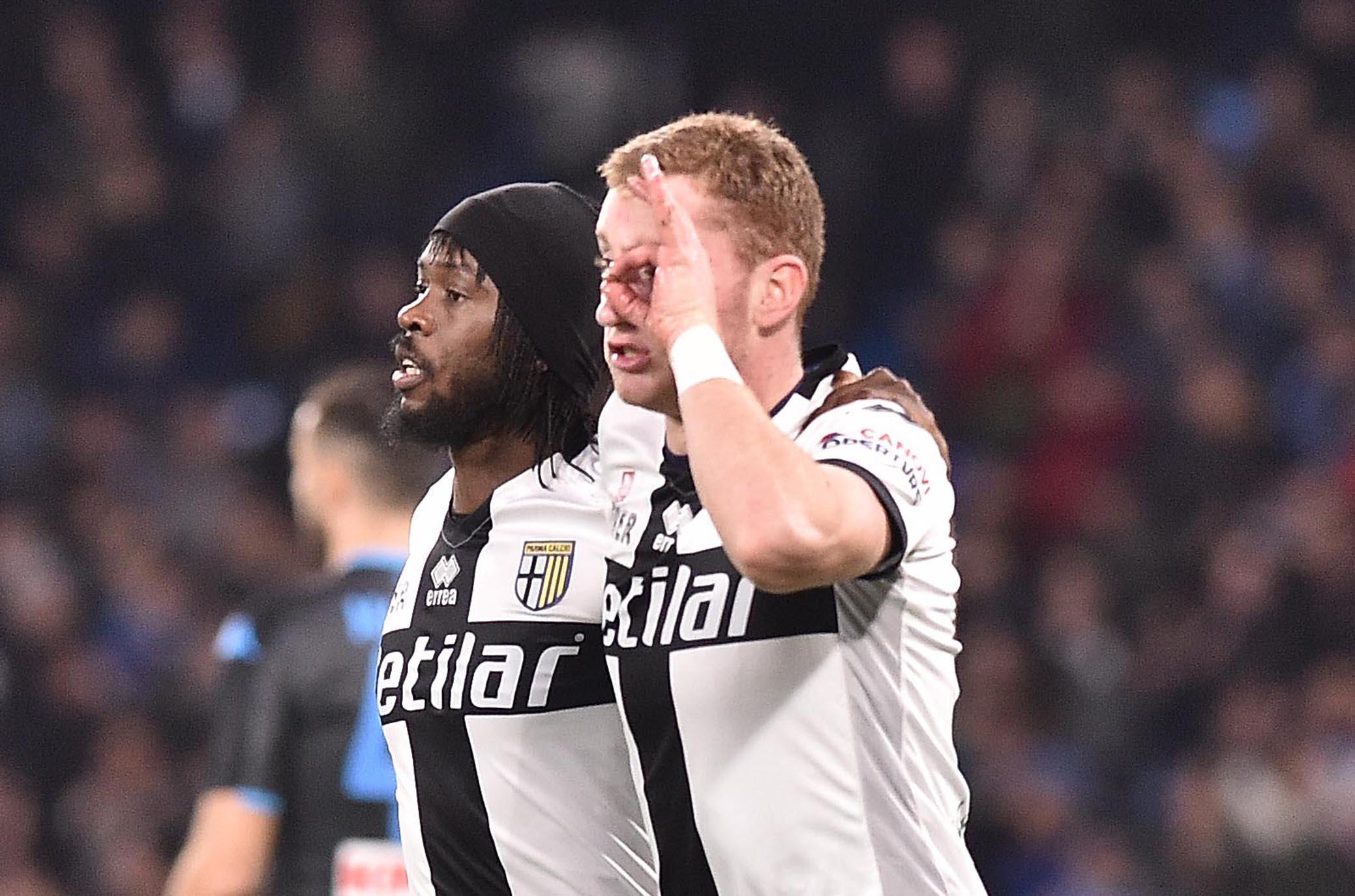 Kulusevski con Gervinho: si può - Forza Parma