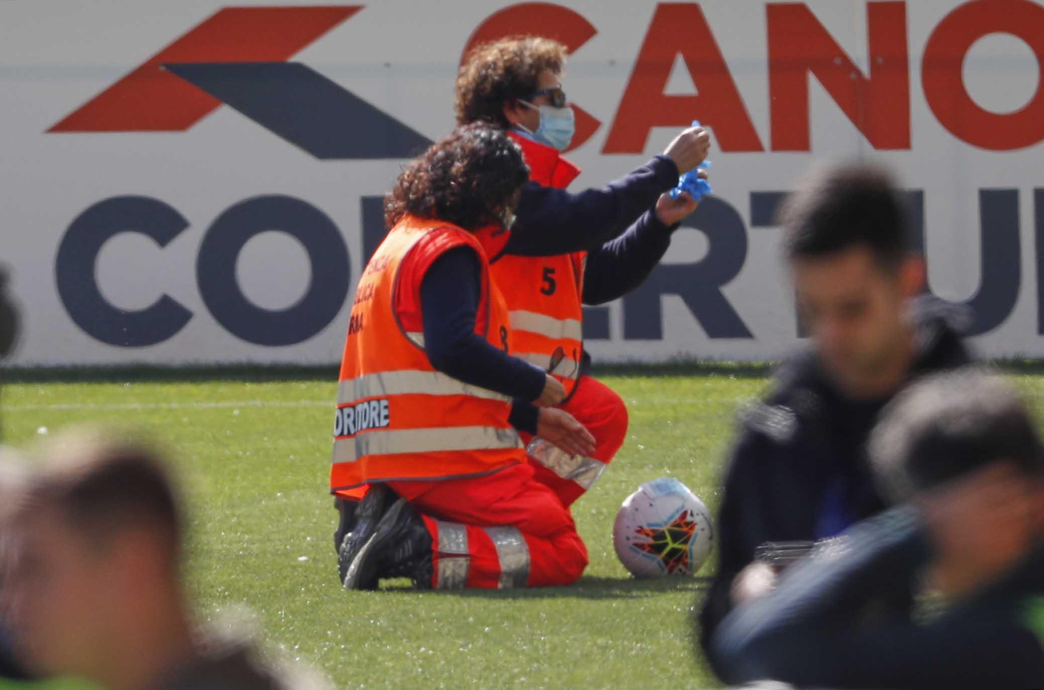 Coronavirus Inviato Il Protocollo Ai Ministri Di Sport E Salute Forza Parma