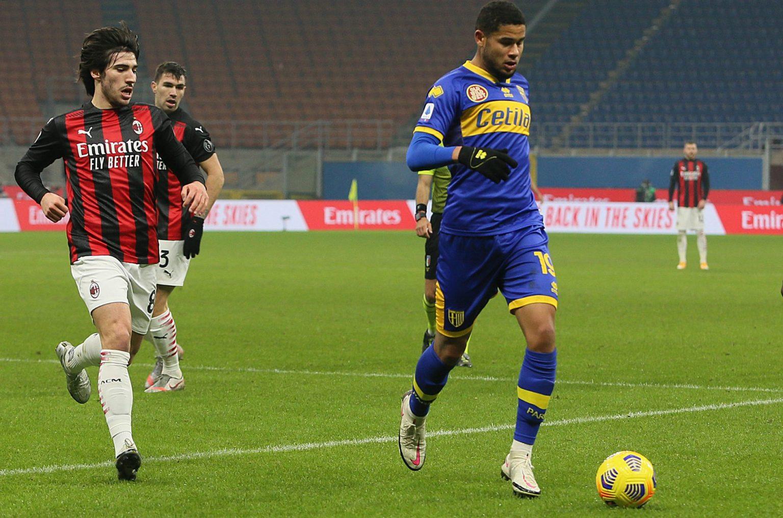 Parma-Juventus, le formazioni ufficiali: c'è Sohm, Kucka ...