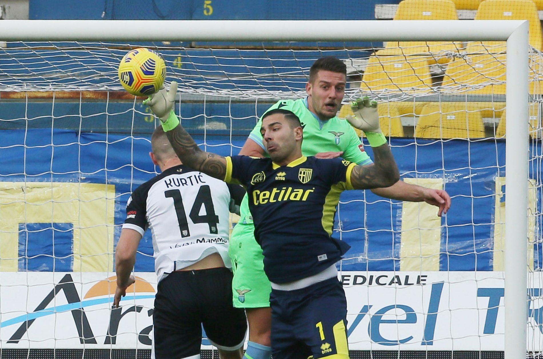 Parma-Lazio 0-2, le pagelle di ForzaParma - Forza Parma